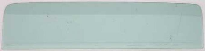"""OER 1967-72 C/K Pickup with Large 14"""" x 60"""" Window Tinted Back Window Glass BT67724T"""