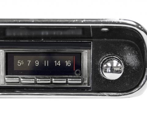 Custom Autosound 1967-1973 Ford Mustang USA-740 Radio