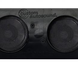 Custom Autosound 1939-1959 Ford Dual Speakers