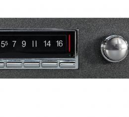 Custom Autosound 1967-1973 Mercury Cougar USA-740 Radio
