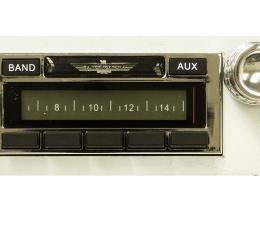 Custom Autosound 1958-1960 Ford Thunderbird USA-230 Radio