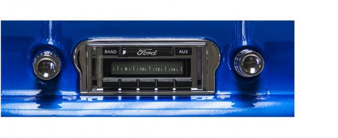 Custom Autosound 1960-1963 Ford Falcon USA-230 Radio