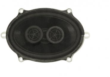 Custom Autosound 1960-1965 Ford Falcon Dual Voice Coil Speakers