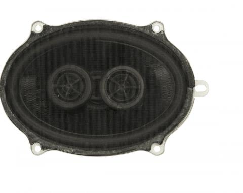 Custom Autosound 1967-1973 Ford Mustang Dual Voice Coil Speakers