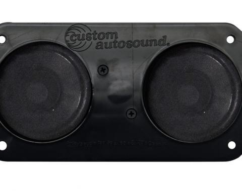 Custom Autosound 1964-1982 Ford Thunderbird Dual Speakers