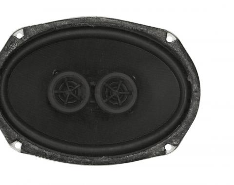 Custom Autosound 1949-1959 Ford Dual Voice Coil Speakers