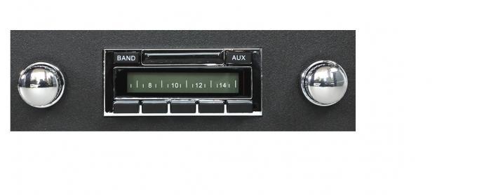 Custom Autosound 1963-1964 Ford Galaxie USA-230 Radio