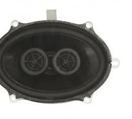 Custom Autosound 1939-1941 Ford Dual Voice Coil Speakers