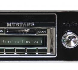 Custom Autosound 1974-1978 Ford Mustang USA-630 Radio