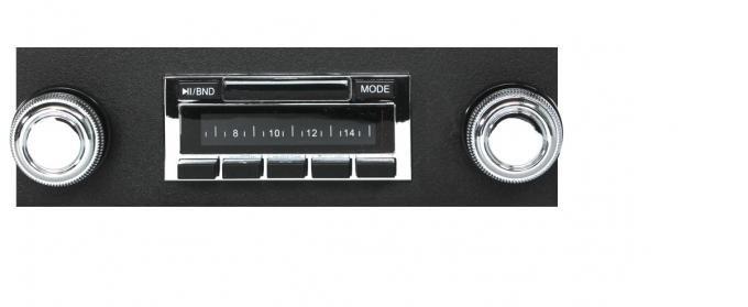 Custom Autosound 1960-1962 Ford Galaxie USA-630 Radio