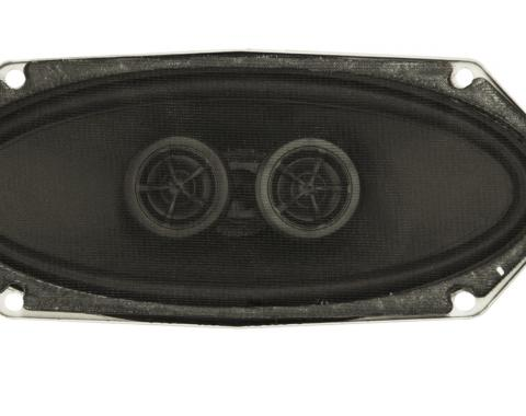 Custom Autosound 1964-1966 Ford Mustang Dual Voice Coil Speakers