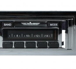 Custom Autosound 1955-1957 Ford Thunderbird USA-630 Radio